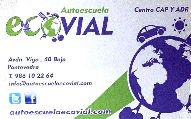 Autoescuela ecovial