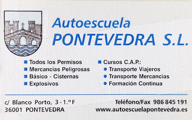Autoescuela Pontevedra