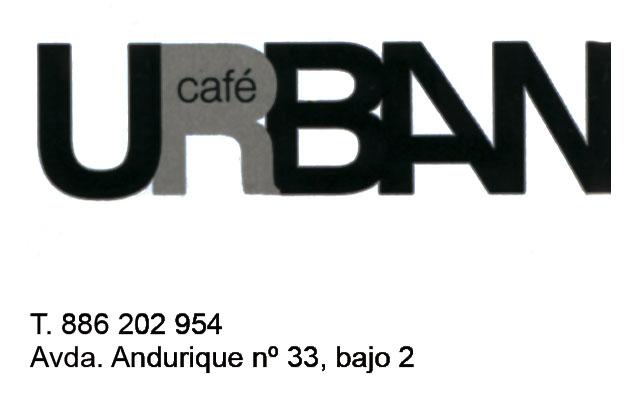 Cafetería Urban