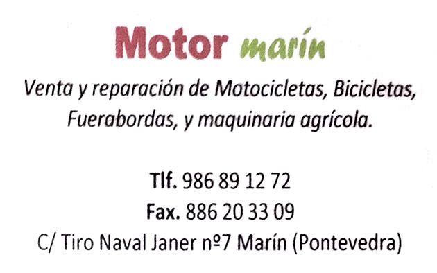 MOTOR MARIN