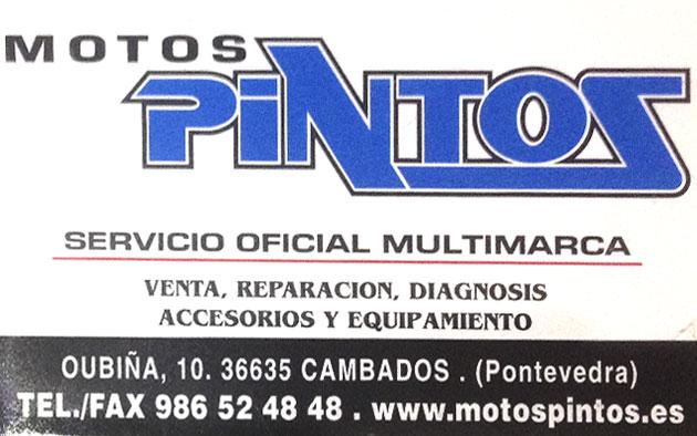 MOTOS PINTOS
